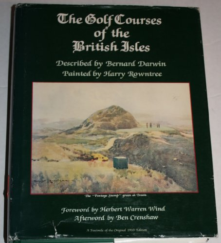 9780882664859: The Golf Courses of the British Isles
