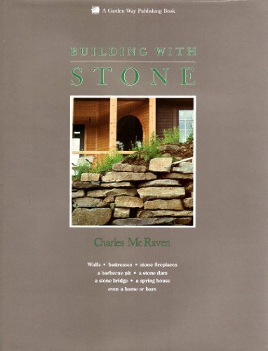 9780882665696: Building with stone