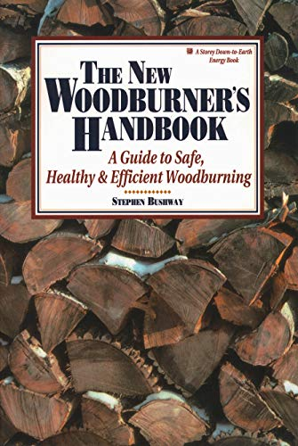 9780882667881: The New Woodburner's Handbook (Down-To-Earth Energy Book)