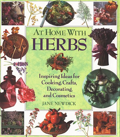 9780882668864: At Home With Herbs