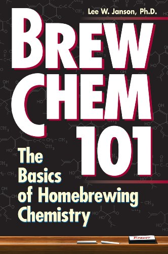 9780882669403: Brew Chem 101: The Basics of Homebrewing Chemistry