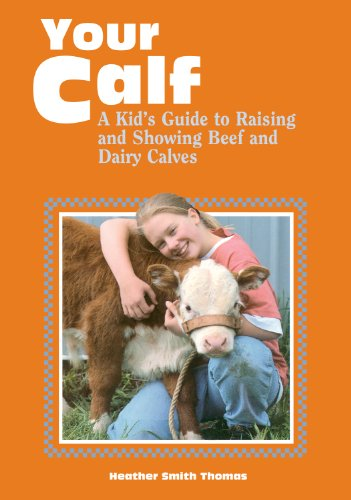 9780882669472: Your Calf: A Kid's Guide to Raising and Showing Beef and Dairy Calves