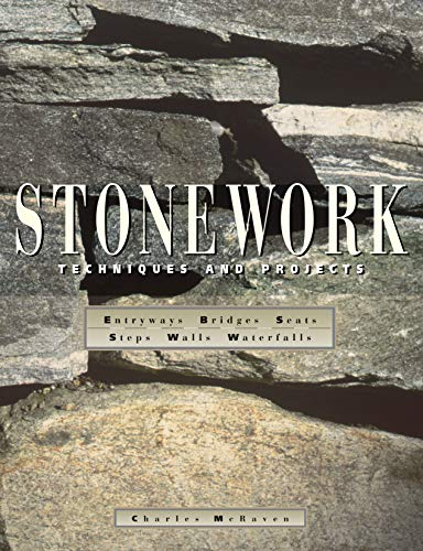 9780882669762: Stonework: Techniques and Projects