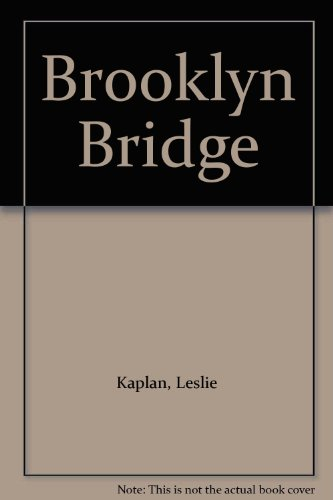 9780882681122: Brooklyn Bridge