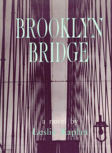 9780882681139: Brooklyn Bridge