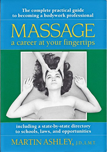 9780882681351: Massage a Career At Your Fingertips