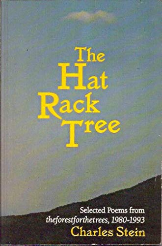 9780882681801: The Hat Rack Tree: Selected Poems from Theforestforthetrees, 1980-1993