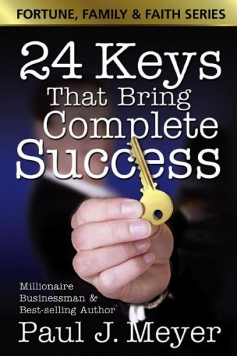 9780882701080: 24 Keys That Bring Complete Success (Fortune Family & Faith)