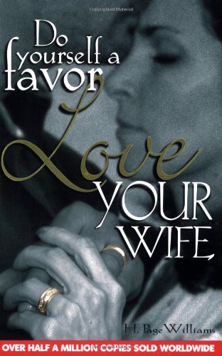 9780882702049: Do Yourself Favor Love Your Wife-Revised