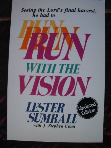 9780882702612: Run with the Vision