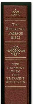 The Reference Passage Bible: New Testament with