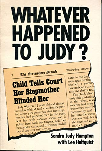 Whatever Happened to Judy?: Sandra Judy Hampton