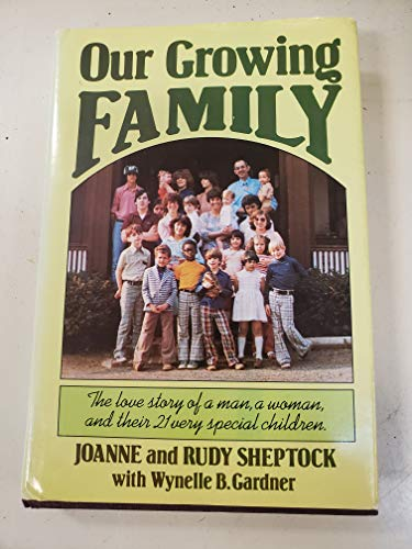 Our Growing Family: Joanne Sheptock; Rudy