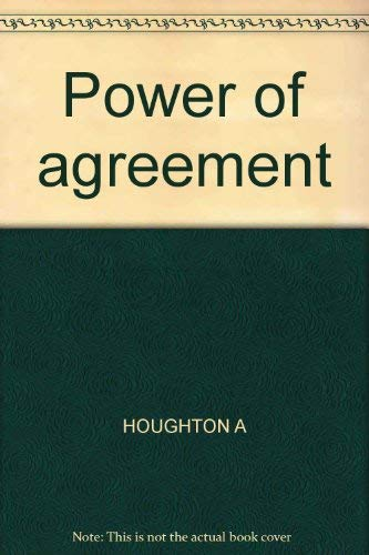 9780882705217 Title Power Of Agreement Abebooks Houghton A