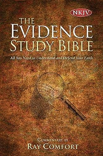 9780882705255: NKJV Evidence Bible