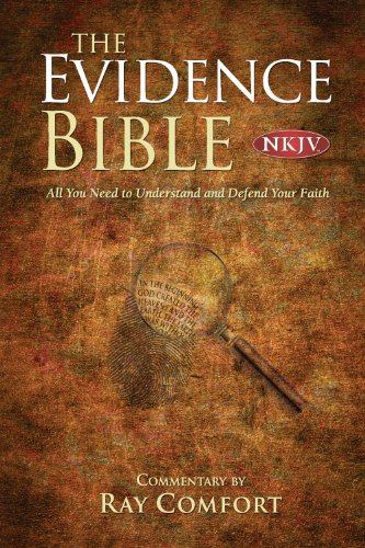 9780882705255: The Evidence Bible, Nkjv: All You Need to Understand and Defend Your Faith