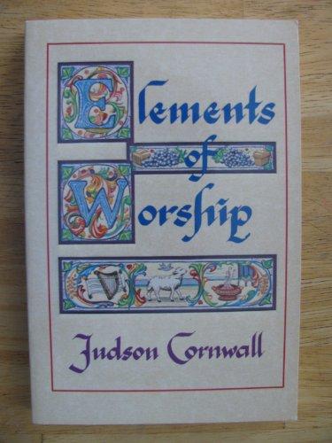 9780882705941: Elements of Worship: