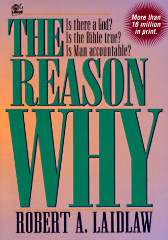 9780882706498: The Reason Why