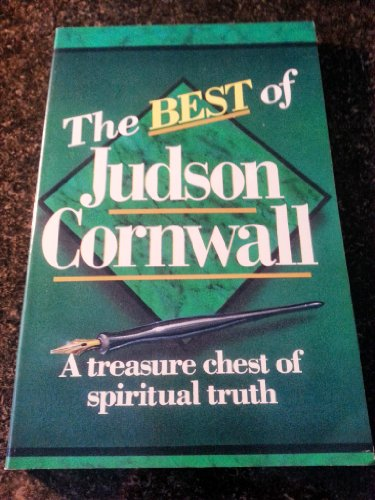 9780882706559: The Best of Judson Cornwall: A Treasure Chest of Spiritual Truth