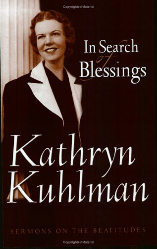9780882708690: In Search Of Blessings: Sermons On The Beatitudes