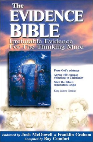 9780882708744: The Evidence Bible: Irrefutable Evidence for the Thinking Mind