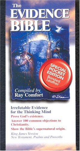 9780882709031: The Evidence Bible: Irrefutable Evidence for the Thinking Mind (Pocket Size Special Edition)