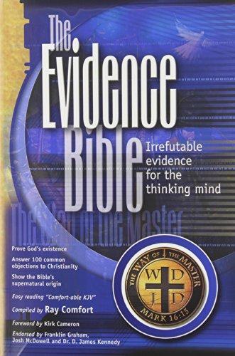 9780882709055: KJV Complete Evidence Bible-Softcover