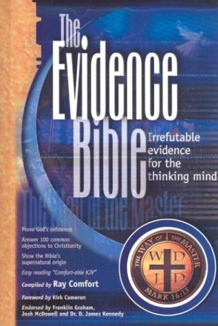 The Way Of The Master Evidence Bible (9780882709703) by Ray Comfort