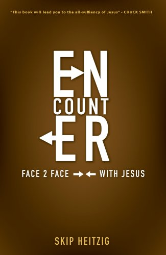 9780882709789: Encounter, Face to Face with Jesus