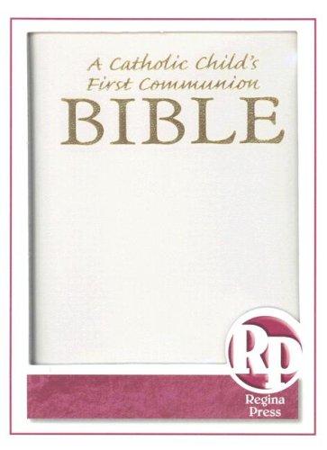 9780882710150: Catholic Child's First Communion Bible-OE