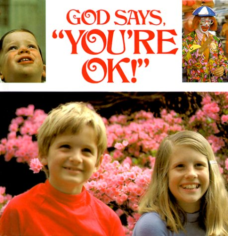 God Says You're Ok!: Mary Paolini