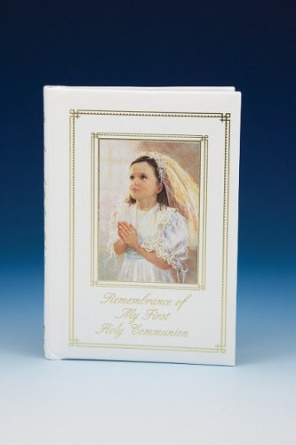 9780882711850: Remembrance of My First Holy Communion Girl