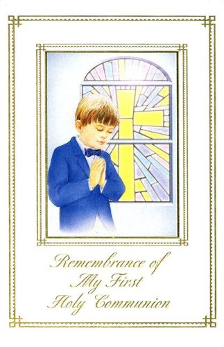 Remembrance of My 1st Holy Communion, Boys: Sister Mary Theola