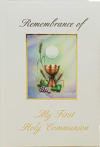 9780882712727: Remembrance of My First Holy Communion Album