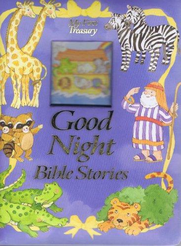 9780882713397: Good Night Bible Stories (My First Treasury)