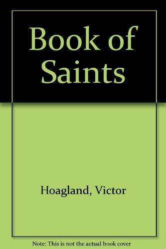 9780882715148: Book of Saints