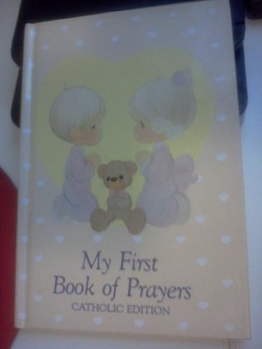 9780882715186: Precious Moments My First Book of Prayers