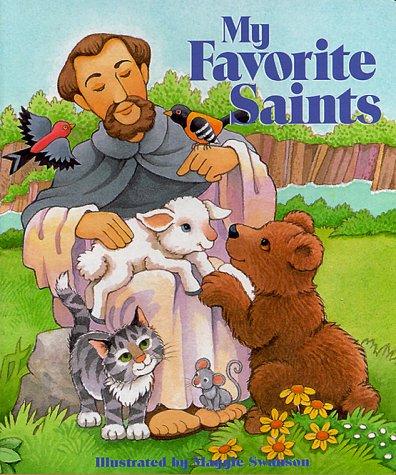 9780882717081: My Favorite Saints (Maggie Swanson Board Books)