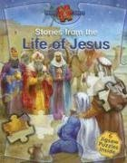 Life of Jesus Puzzle Book (Play & Learn Puzzle Books): Brierley, Jane