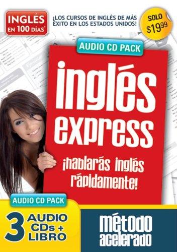 9780882723938: Inglés Express Audio Pack (Serie Ingles en 100 Dias)