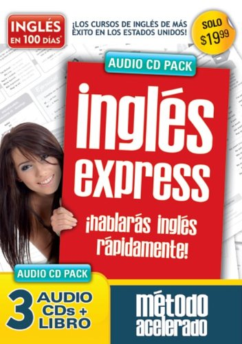 9780882723938: Inglés Express Audio Pack (Serie Ingles en 100 Dias)