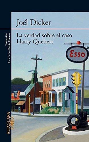 9780882725628: La verdad sobre el caso Harry Quebert/ The truth about Harry Quebert case