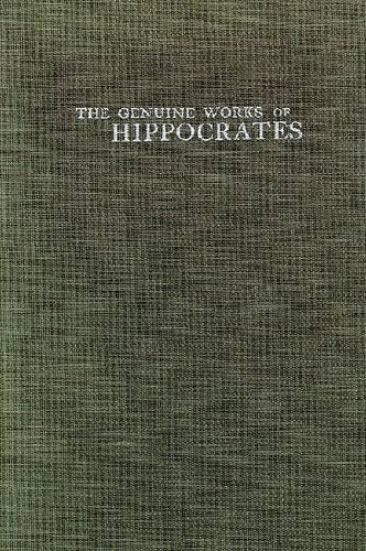 Genuine Works of Hippocrates