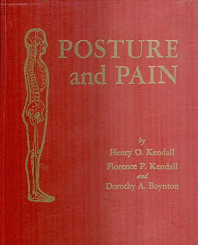 Posture and Pain: Florence P. Kendall;