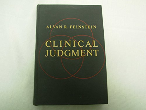 9780882751412: Clinical Judgment