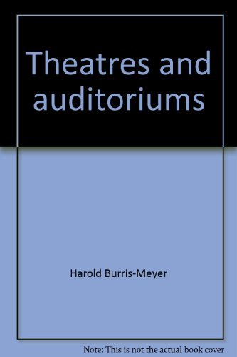 9780882751702: Theatres and auditoriums