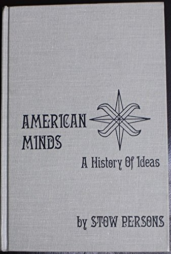 9780882752037: American Minds: A History of Ideas