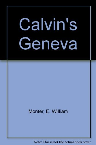 9780882752273: Calvin's Geneva