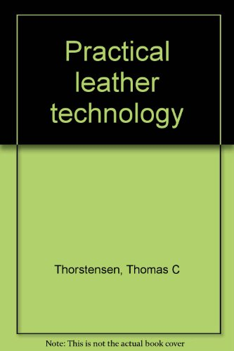 9780882752846: Practical leather technology