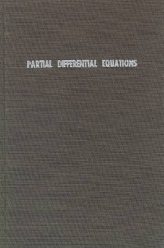 9780882753300: Partial Differential Equations: An Introduction